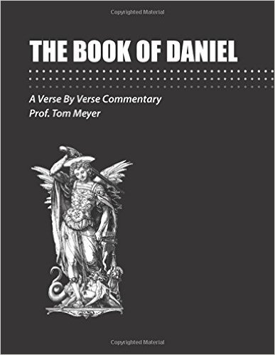 the book of daniel: a verse by verse commentary by professor thomas meyer