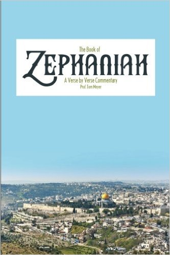 the book of zephaniah: a verse by verse commentary by professor tom meyer