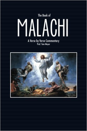 the book of malachi: a verse by verse commentary by professor tom meyer