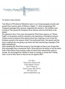 tom-meyer-wordsower-ministries-scriptures-from-memory-faith-baptist-church-letter