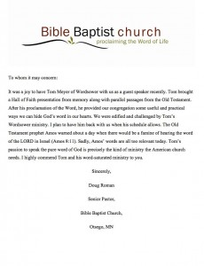 tom-meyer-wordsower-ministry-scripture-memorization-bible-baptist-church-letter