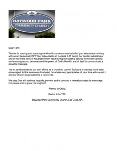 tom-meyer-wordsower-ministry-memorize-scripture-baywood-park-community-church-letter