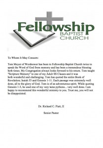 tom-meyer-wordsower-ministries-word-of-god-memory-fellowship-baptist-church-letter