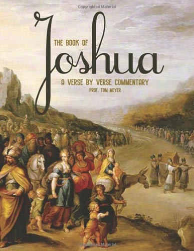 the-book-of-joshua-a-verse-by-verse-commentary-by-professor-thomas-meyer