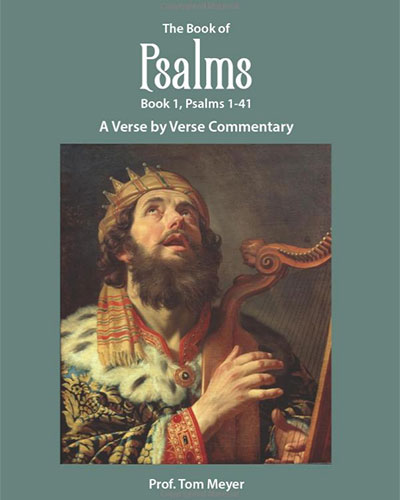 The Book of Psalms (Book 1,): A Verse by Verse Commentary