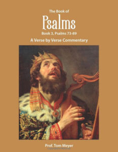 The Book of Psalms (Book 3, Psalms 73-89): A Verse by Verse Commentary